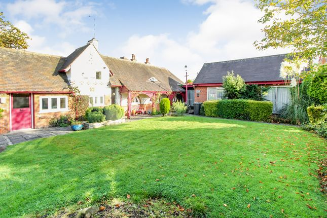Thumbnail Detached bungalow for sale in Rose Court, Long Eaton, Nottingham