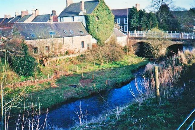 Thumbnail Cottage to rent in West High Street, Greenlaw, Duns
