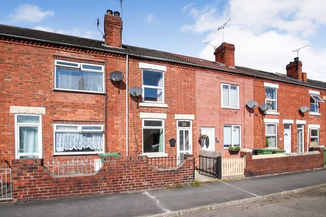 2 bed terraced house to rent in Quarry Road, Somercotes, Alfreton DE55