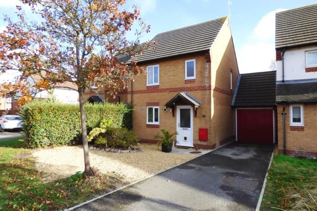 Thumbnail Semi-detached house for sale in West Canford Heath, Poole, Dorset