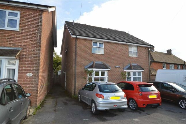 Thumbnail Semi-detached house for sale in Stone Cross Road, Crowborough