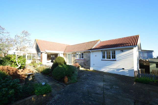 Thumbnail Detached bungalow for sale in Paddock Road, Shanklin
