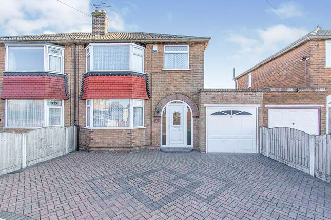 Semi-detached house for sale in Ridgewood Avenue, Edenthorpe, Doncaster
