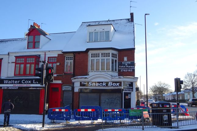 Thumbnail Retail premises for sale in Scrogg Road, Walker, Newcastle Upon Tyne