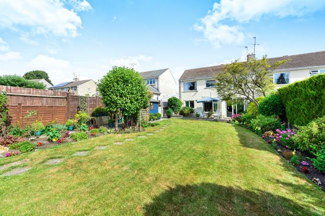 Thumbnail Semi-detached house for sale in Grange Road, Frome