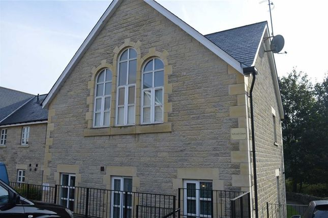 Thumbnail Flat for sale in Apartment 3 School Court, New Road, Holymoorside Chesterfield, Derbyshire