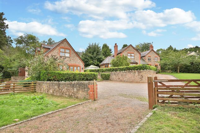 Thumbnail Detached house for sale in Mitchel Troy Common, Monmouth