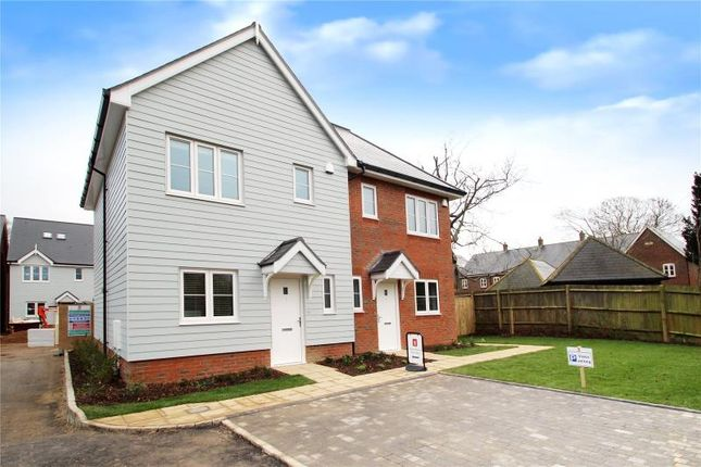 Thumbnail Semi-detached house for sale in Station Road, East Preston, West Sussex