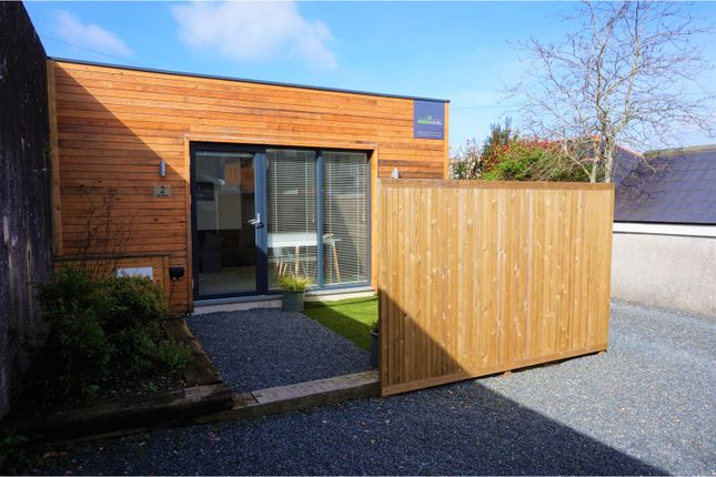 Thumbnail Detached bungalow for sale in Redannick Crescent, Truro