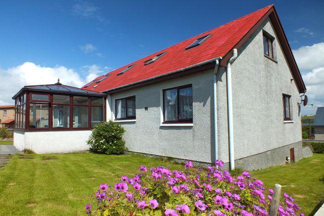 Thumbnail Detached house for sale in Lerwick, Shetland
