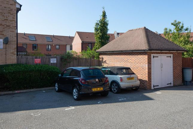 Parking of Hobart House, Ruskin Grove, Maidstone ME15