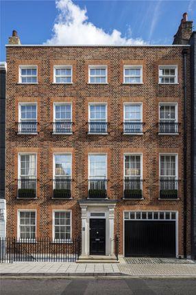 External of South Street, Mayfair, London W1K