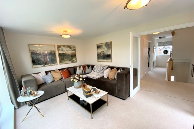 Thumbnail End terrace house for sale in Terriers Court, High Wycombe