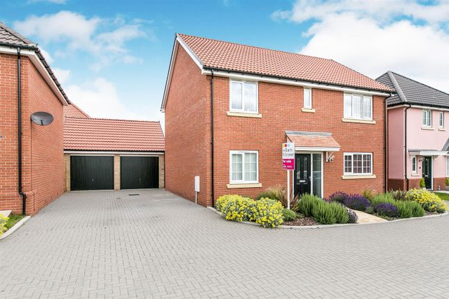 Thumbnail Detached house for sale in Alder Way, Sudbury