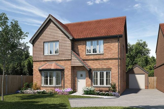 """Thumbnail Detached house for sale in """"The Nenhurst With Garden Room - Sales & Leaseback"""" at Brunswick Road, Deepcut, Camberley"""