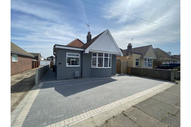 Thumbnail Detached bungalow for sale in Ingarfield Road, Holland On Sea
