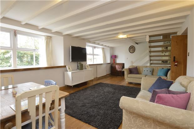 Thumbnail Semi-detached house for sale in Evesham Road, Bishops Cleeve, Cheltenham, Gloucestershire