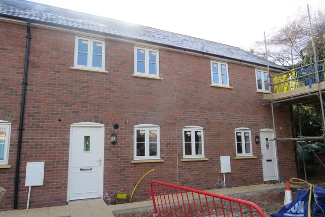 Thumbnail End terrace house for sale in Swan Place, Old Stratford, Milton Keynes