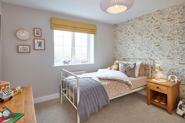 """4 bedroom property for sale in """"The Welwyn"""" at Knight Road, Wells"""