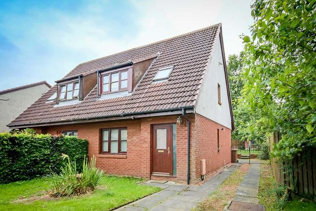 Thumbnail Semi-detached house to rent in Bishops Park, Mid Calder, West Lothian