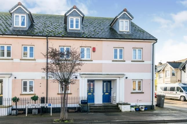 Thumbnail Terraced house for sale in Harbour Road, Seaton, Devon