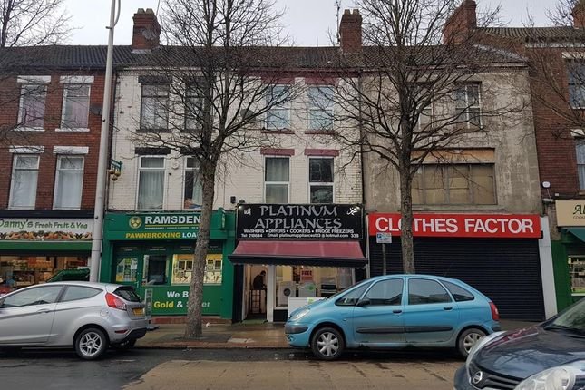 Thumbnail Retail premises for sale in 338 Hessle Road, Hull, East Yorkshire