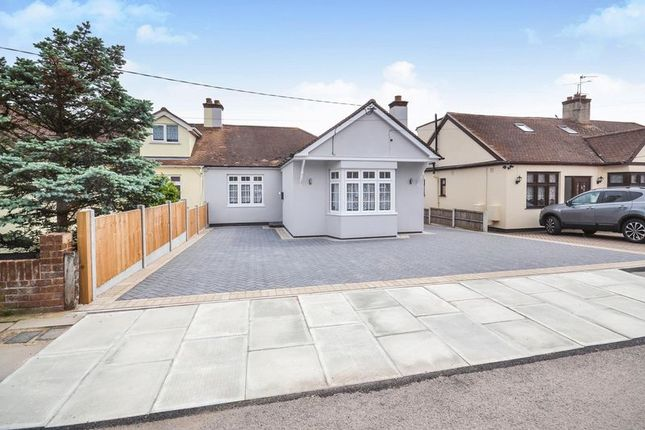 Thumbnail Semi-detached bungalow for sale in Giffords Cross Road, Corringham, Stanford-Le-Hope