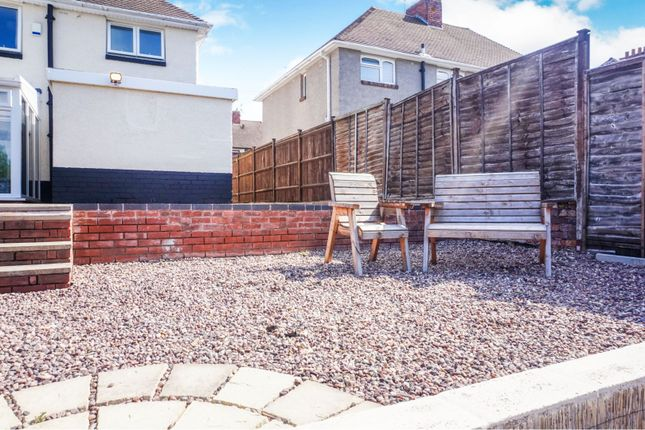 Garden of Knowle Hill Road, Dudley DY2