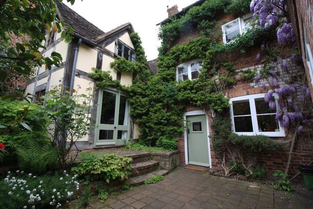 Thumbnail Terraced house to rent in St Johns Hill, Shrewsbury, Shropshire