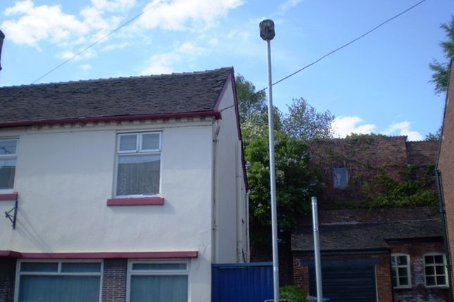 Thumbnail Flat to rent in Queen Street, Cheadle