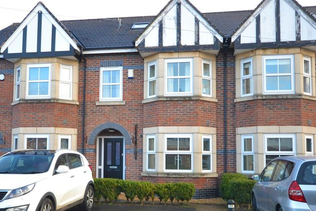 Thumbnail Town house to rent in Brookside Avenue, Poynton, Stockport
