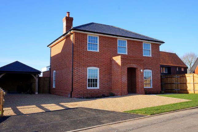 Thumbnail Detached house for sale in Duke Street, Hintlesham, Ipswich