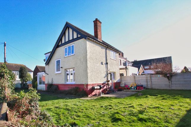 Thumbnail Detached house to rent in Swinburne Avenue, Broadstairs