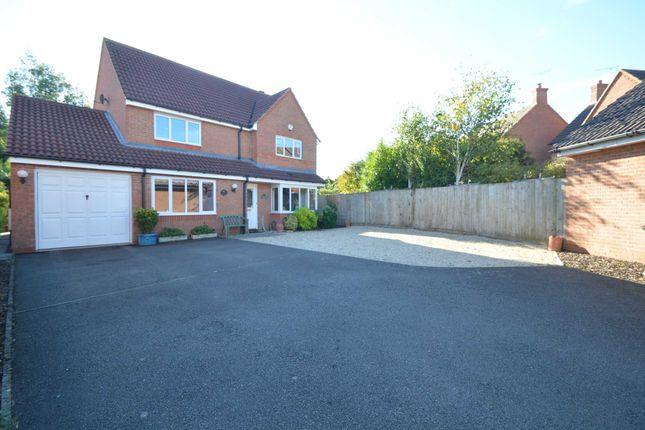 Thumbnail Detached house for sale in Aris Way, Buckingham