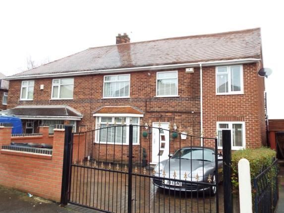 Thumbnail Semi-detached house for sale in Bentinck Road, Carlton, Nottingham
