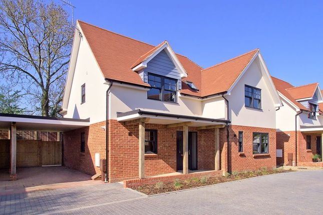 Thumbnail Detached house for sale in Last One Remaining! Hunston Road, Hunston