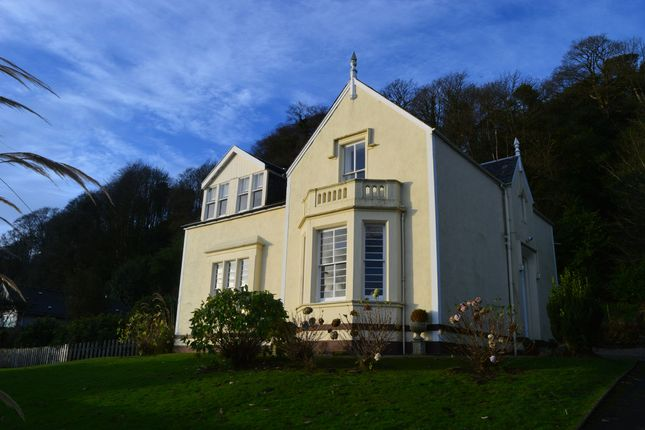 "Thumbnail Detached house for sale in ""Glenarch"", 21, Craigmore Road, Rothesay, Isle Of Bute"