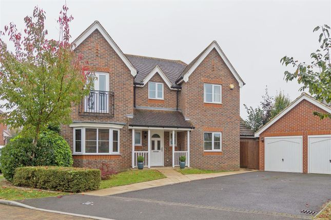 Thumbnail Detached house for sale in Honesty Close, Sittingbourne
