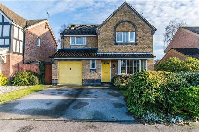 Thumbnail Detached house for sale in Granta Leys, Linton, Cambridge