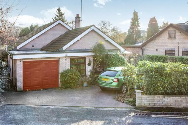 Thumbnail Bungalow for sale in Dingle Lane, Sandbach, Cheshire
