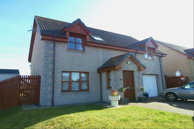 Thumbnail Detached house to rent in Ben Riach View, Elgin