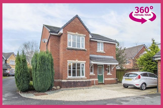 Thumbnail Detached house for sale in Camellia Avenue, Rogerstone, Newport