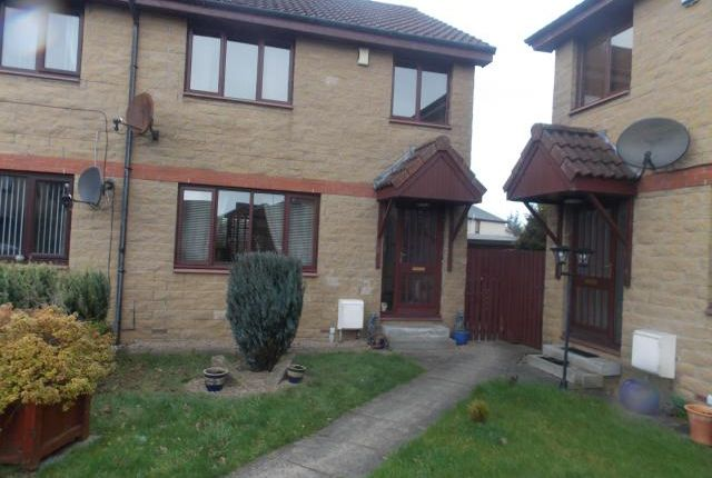 Thumbnail Semi-detached house for sale in 3 Quoiters Court, Blackburn, Blackburn