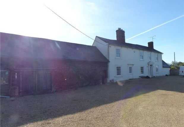 Thumbnail Detached house to rent in Raunds Farmhouse, Shipton, Winslow