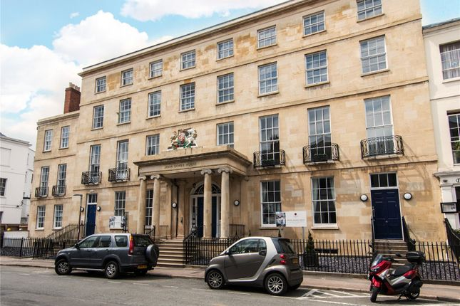 Thumbnail Flat for sale in John Dower House, Crescent Place, Cheltenham, Gloucestershire