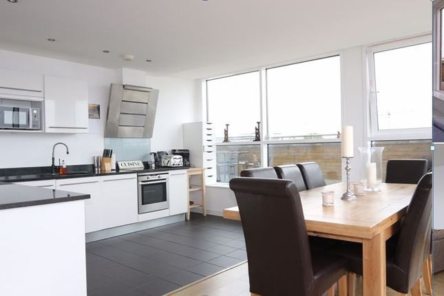 Thumbnail Flat to rent in Argyll Road, Woolwich, London