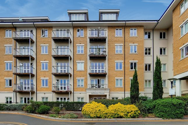 Thumbnail Flat to rent in Jefferson House, West Drayton