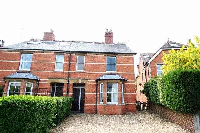 Thumbnail Maisonette to rent in Priory Road, Newbury