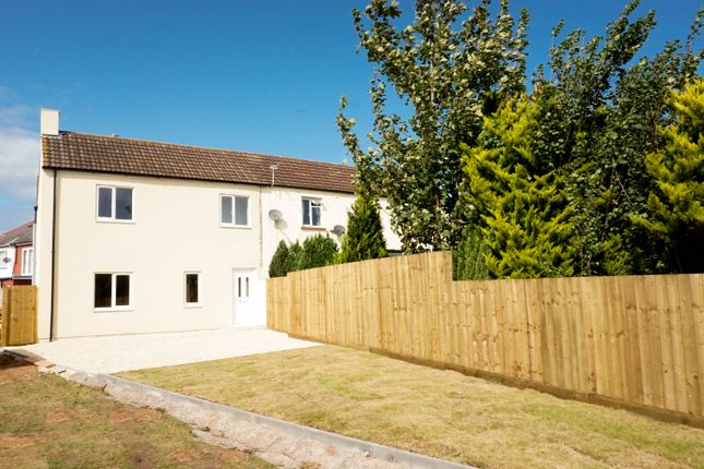 Thumbnail Semi-detached house for sale in Newport Road, Caldicot, Monmouthshire