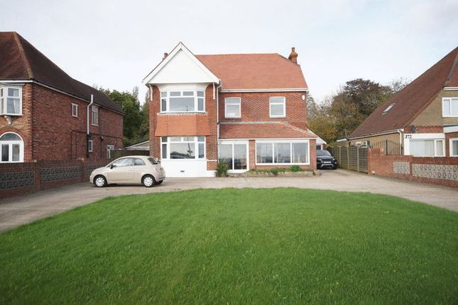 Thumbnail Detached house for sale in Southampton Road, Cosham, Portsmouth